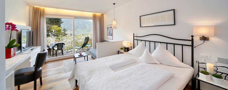 Pension & Apartments Riedingerhof *** - Ferien in Meran, Südtirol
